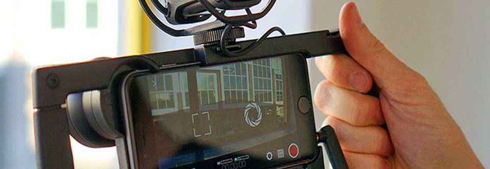 Using the iOgrapher to Create Great Video in the Classroom